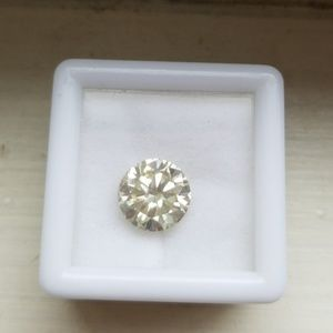 Jewelry - 3ct authentic moissanite loose stone